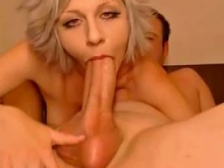 Pair Fucking On Web Web Camera And Engulfing His Large Pecker 3