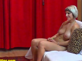Busty Czech Teen Fucks Big Cock At The Casting Porn B3