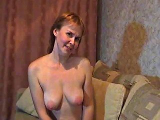 Amateur Russian Mature Alla Talks Sex And Shows Body